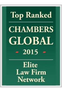 Interlaw Top Ranked 2015