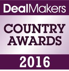 DealMakers Country Awards 2016