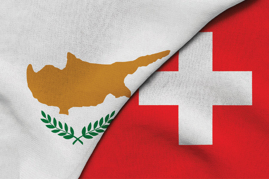 Amendments To The Double Tax Treaty Between Cyprus And Switzerland.